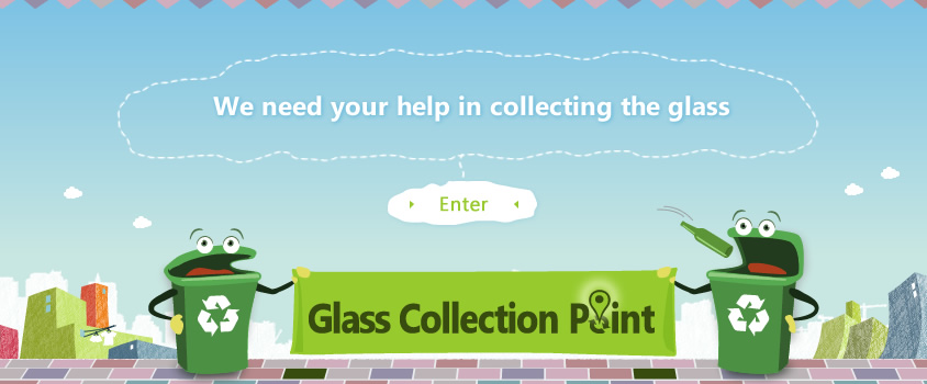 Glass Collection Point